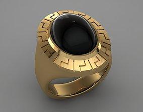 3D print model Versace Unisex Ring