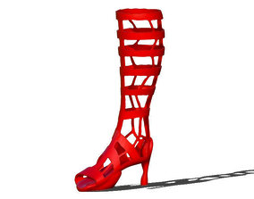 Frenzy Boots 3D printable model