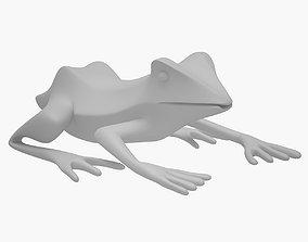 Frog Sculpt 3D PRINT