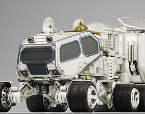 Mars Transport Rover 3D
