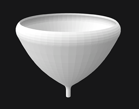3D print model Golden Ratio Funnel