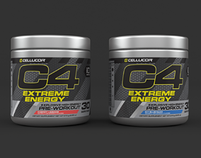 3D Cellucor C4 Extreme Energy Pre Workout Powder