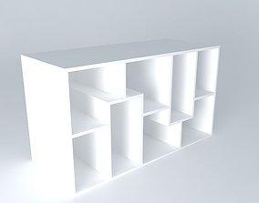 vray Entertainment Center 3D model