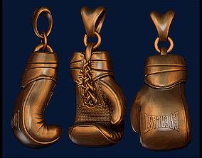 3D print model Boxing Gloves