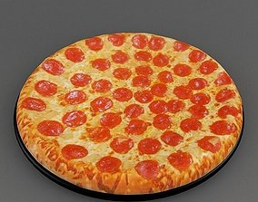 Pizza 3D model 3d