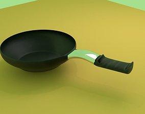 Fry Pan 3D