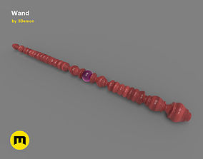 3D print model Dolores Umbridge Wand - Harry Potter