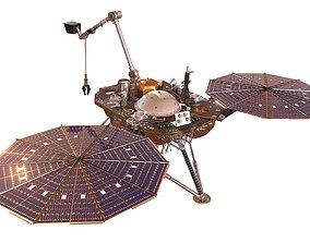 3D Mars Probe equipment