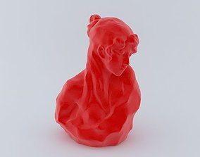 Girl Sculpture 3D Printable Model