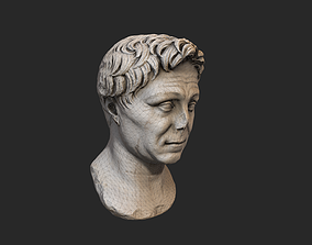 realtime Head Sculpture Model
