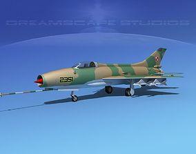 3D MIG-21 Fishbed V05