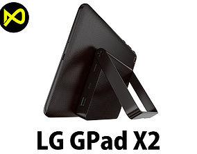 LG G Pad X II 8 Plus 3D