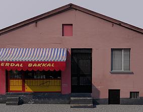 3D model Erdal Bakkal