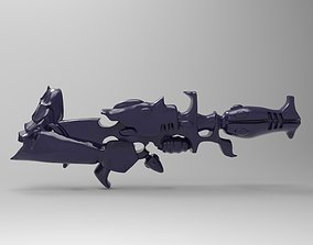 3D printable model Blaster with Arm STL
