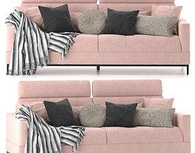 3D Sofa Ariel