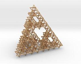 Sierpinski Tetrahedron Variation 3D print model