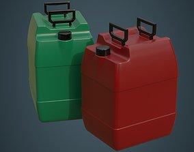 3D model Fuel Can 8A