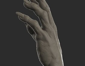 Monster hand 3D printable model