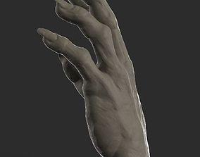 Monster hand 3D printable model