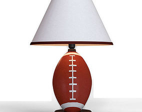 3D model Kickoff Time Table Lamp