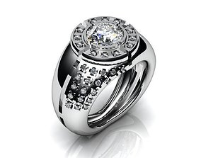 3D printable model Ring BK263