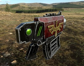 Belial s Storm Bolter 3D model