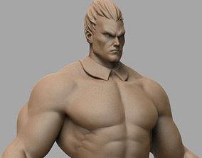 Heroic Character 3D