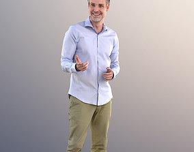 3D model Will 10851 - Talking Office Guy