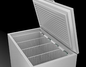 Miele Chest Freezer 3D model