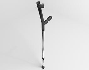 3D Walking Cane - Forearm