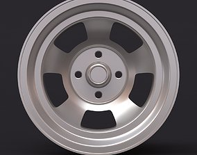 ford Wolfrace Slot Mag front-rear rims printable