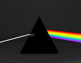Prism Spectrum 3D asset