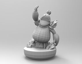 Mole Knight miniature 3D printable model