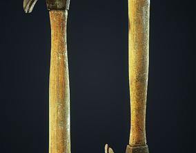 Old Hammer 3D asset realtime
