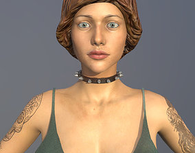Shooter 3D model