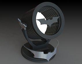 Batman Searchlight 3D print model