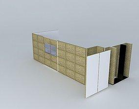 3D model Studio set