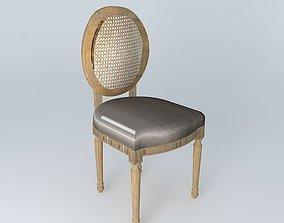 Vintage chair 3D