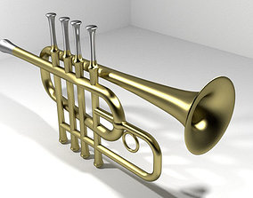 3D Trumpet Type 3