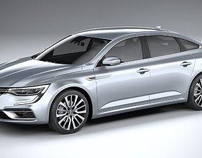 3D model Renault Talisman 2020