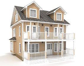 Cottage 68 3D model