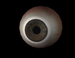 LOW POLY Eye 3D model