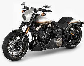 Harley-Davidson CVO Pro Street Breakout 3D