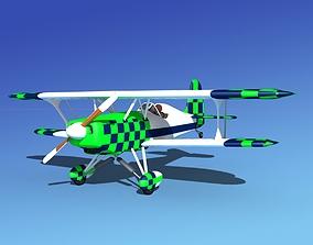 3D Stolp Starduster SA100 V18