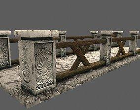 3D model bridge 4