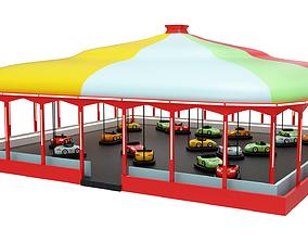 Bumper Cars 3D model