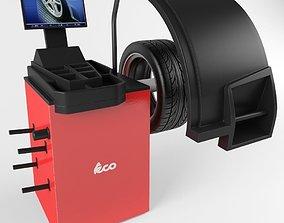 Tire changer TECO 68 3D