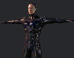 Exo Suit Armor 3D model