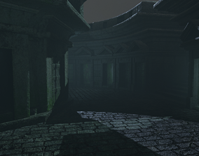 Crypt 11 and Crypt 12 3D model