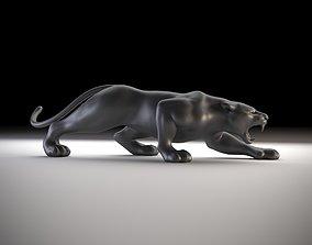 3D print model Puma Sculpt